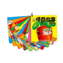 Chinese Mandarin EQ story Book children character training Pinyin Lovely Pictures Books For Kids Age 0 to 3 ,10 books/set