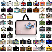 Neoprene Laptop Bag For Notebook Netbook Sleeve Cases Tablet Pouch For 7 10 12 13 13.3 14.4 15.4 15.6 17 Mini Computer Briefcase