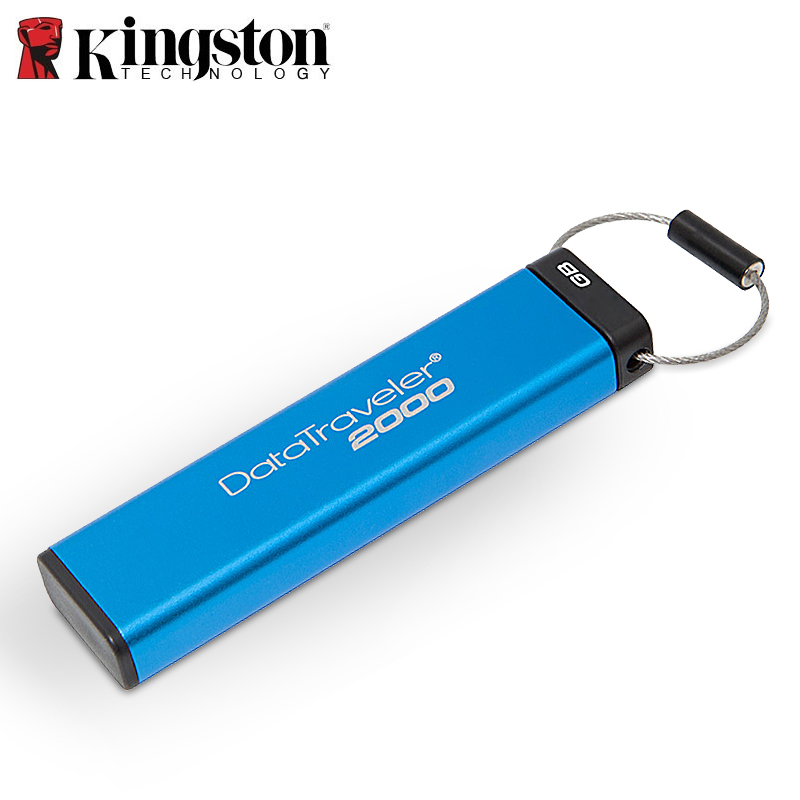 Kingston Pendrives Creativos 16gb Alphanumeric keypad Encrypted Disk on Key cle usb clef Memory Stick DT2000 Flash Drives 32gb (4)