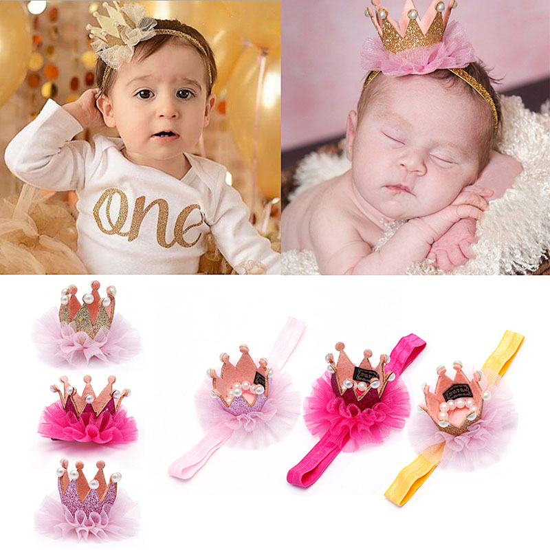 Kids Girl Baby Toddler Cute Sequin Glitter Crown Headband Hair Clips Barrettes Fashion<br><br>Aliexpress