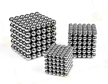 216pcs 6mm 7mm 8mm 9mm 10mm Magnetic Neodymium Magic Cube Puzzle Magcube Balls