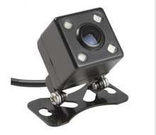 HD Wide View Angle Parking Assistance Car Camera Universal Waterproof Night Vision For Trucks CCD Car Rear View Camera
