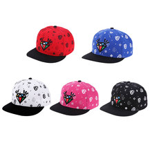 Baby Infant Cute Cool Baseball Sun Hat Children Unisex Kids Snapback Cap Embroidery Hat Baby Boys Girls Hip-Hop Hats
