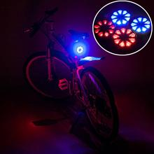 Sport Goods LED 9 lights Cycling Bicycle Super Bright Tail Light Bike Safe Lamp
