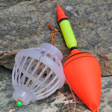 Hot Sale! Silver Carp Fishing Float Sea Monster with Carbon Steel Six Strong Explosion Hooks Fishing Tackle Tool