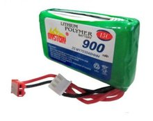 Mystery 7.4v 900mAh 15C Li-po Battery For RC Model+free shipping