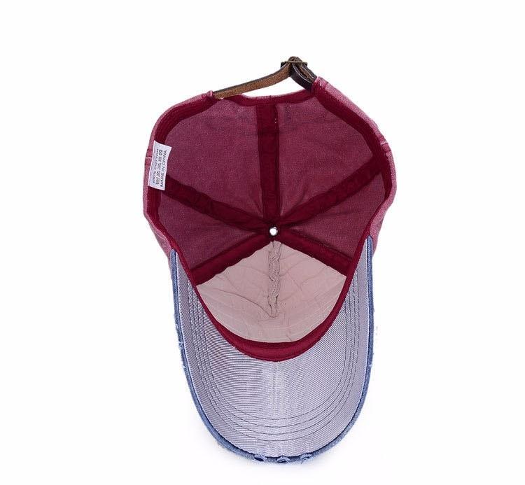 Star Patchwork Baseball Cap Men Outdoor Tennis Hats Sports Woman Cap Cotton Custom Hat Z-1462