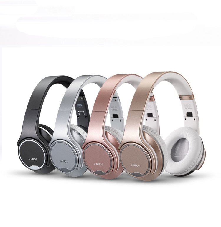 Original SODO MH1 NFC 2in1 Twist-out Speaker Bluetooth Headphone With FM Radio /AUX/TF Card MP3 Earphones Wireless Headset