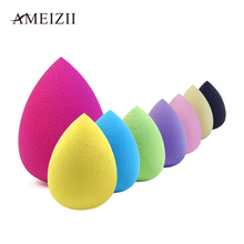 Wholesale 1pc Makeup Foundation Sponge Makeup Cosmetic puff Flawless Powder Smooth Beauty Cosmetic make up sponge beauty tools