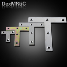 Furniture Corner Protector Stainless Steel Corner Brackets for  Furniture Fittings Furniture Hardware T type