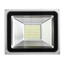 100W Outdoor LED Flood Light Searchlight Garden Landscape Street Lamp Exterior Lights IP65 Waterproof Wall Outdoor Lighting 220v(China)