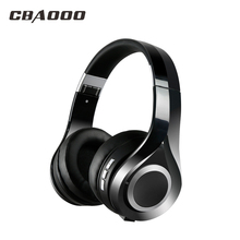 Buy Wireless Bluetooth Headphones Hifi Sport Headset Bass 3.5mm Collapsible Earphone Mic NFC Earphone Stand Phone PC for $26.98 in AliExpress store