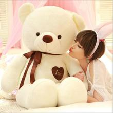 Large Teddy Bear Stuffed Animals Toys Plush Doll 100cm Giant Stuffed Teddy Bear Plush Toy(China)
