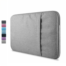 "11 12 13 15.4"" Nylon Laptop Sleeve Case for Macbook Air 11 13 Pro 13 15 High Quality Notebook Bag Laptop Case for Macbook Pro 13(China)"