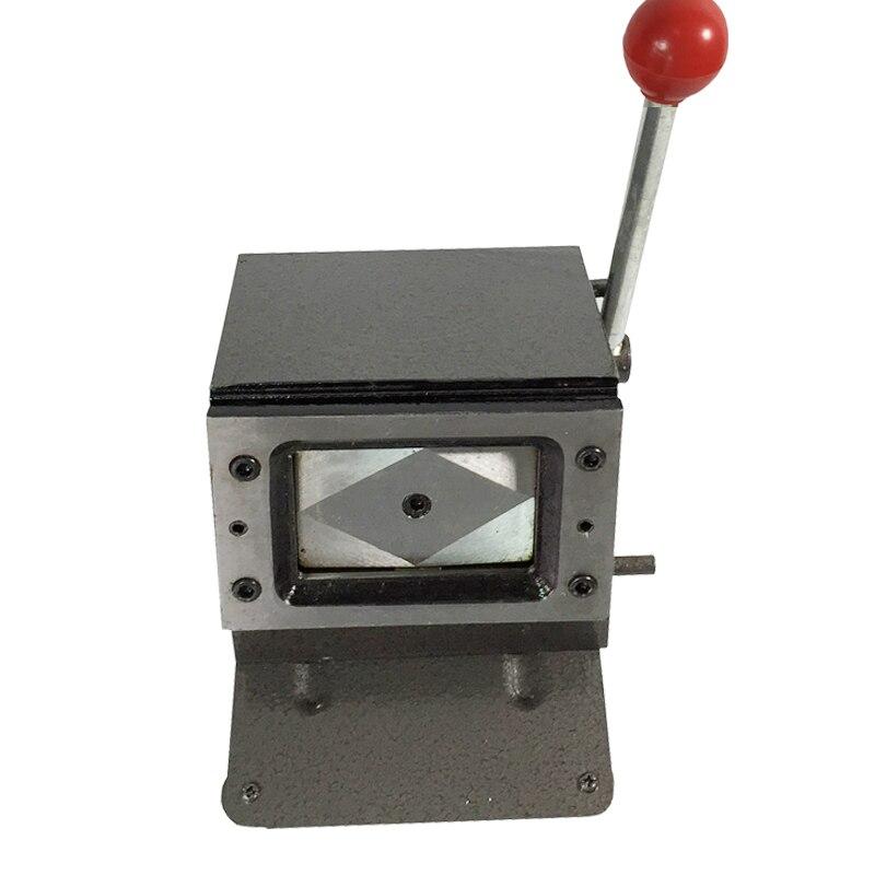 Manual PVC card Cutting Machine Business Name Credit ID Card Cutter 86x54mm 1mm  <br>