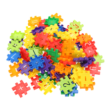 80pcs/set Baby toys Children Kid Digital Educational Building Blocks Toy Plastic Chirstmas gifts