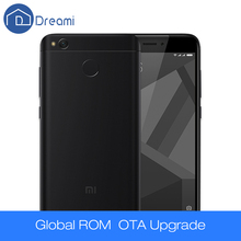 Dreami Original Xiaomi Redmi 4X Snapdragon 435 2GB RAM 16GB ROM 13MP Camera 4100 mAh 5.0 Inch Cellphone Mobile Phone Redmi4X 4 X