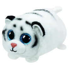 "Teeny Tys 4"" ZACK Tiger Plush Beanie Boos Plush Stuffed Animal Collectible Soft Doll Toy"