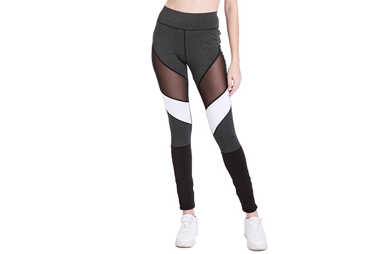 Women Running Tights Quick Drying Yoga Pants Sport Fitness Sportswear Compression Trousers Gym Slim Woman Legging