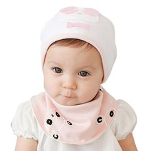2017 New Summer Soft Baby Kid Infant Newborn Toddler Girl Boy Cotton Panda Pattern Hat Cap 3-16M