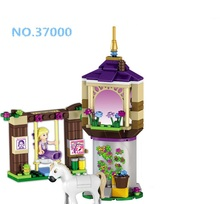 148 Pcs lele37000 Rapunzel's Best Day Ever Building Bricks Princess Building Block Girl Compatible with Lepin Toys