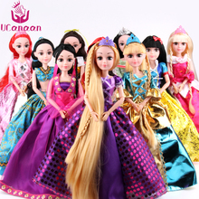 Abbie Doll 10 Different Models to Chose Cinderella Rapunzel Mermaid Snow White Beauty Princess Best Friend Play with Chirldren