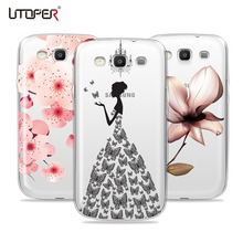 UTOPER Case For Samsung Galaxy S3 Case Silicon Soft TPU Cover For Samsung S3 Case Neo i9301 Duos i9300i Cover Shockproof Shell(China)