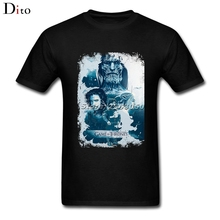 Game Of Thrones Poster T Shirt Men Man's Fashion Short Sleeve Thanksgiving Day Custom Plus Size Group Tshirts(China)