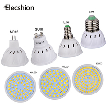 Elecshion Led e27 e14 Mr16 Gu10 Bulbs Tubes Spotlight Lamp Light Emitting Diode  Lampada Edison Bulb Ultraviolet Lamp For Home