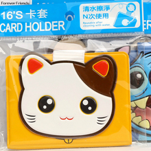 Factory direct type document sets 8 cartoon card ID card bank card bus card set of source of foreign trade(China)
