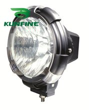 Cheap shipping ! 12V/35W auto HID spot/flood Light, 4'HID off road light ,hid driving Light KF11021-4+ 14months warranty