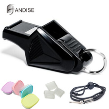 HANDISE New Quality Paidiao Basketball Special-purpose Outdoors Match Referee Football Whistling Survival Sports Whistle Apito(China)