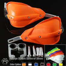 CYCRA Motorcycle Motorcross Dirt Bike Handguards Hand Guard Fit KXF KLX 250 450SX SXF EXC XC EXCF 125 250 300 450 525