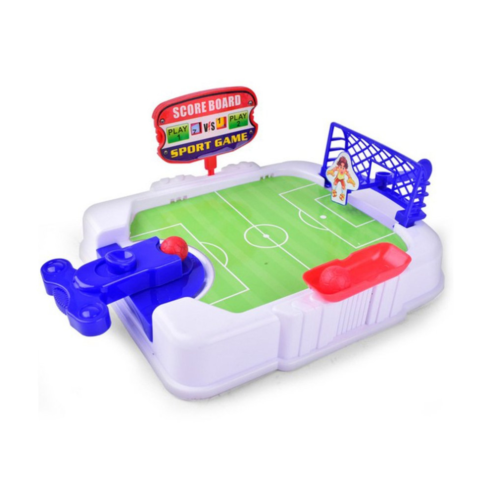 Fancy Children Puzzle Interactive Desktop Toy Finger Football Shooting Toy Football Sports Finger Board Game Toy