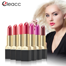 HUAMIANLI Matte Lipstick Nude Makeup Lips 12 Colors Lip Stick Maquillage Lipsticks Waterproof Long-lasting Easy to Wear Cosmetic