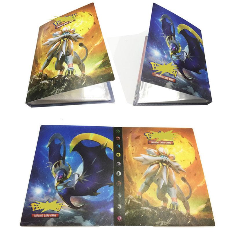 Cartes De Poche 240 Pieces Support Album Jouets Pour Enfants Collection Album Livre Jouer Jeu De Cartes A Collectionner Yu Gi Oh Ultraman Dragon Ball Aliexpress