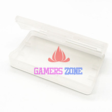 20 x Plastic Game Cartridge Cases For Nintendo GBA Gameboy Advance Sp & GBM