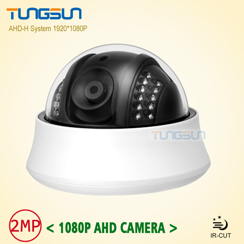 NEW Product HD 2MP 1920*1080P Indoor Mini Dome Video Surveillance infrared Security AHD Camera Technology 3000TVL CCTV Camera<br>
