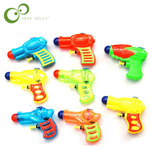 Mini Water Squirt Toy 1 piece Ramdon Color Kids Summer Children Beach Water Gun Pistol free shipping GYH