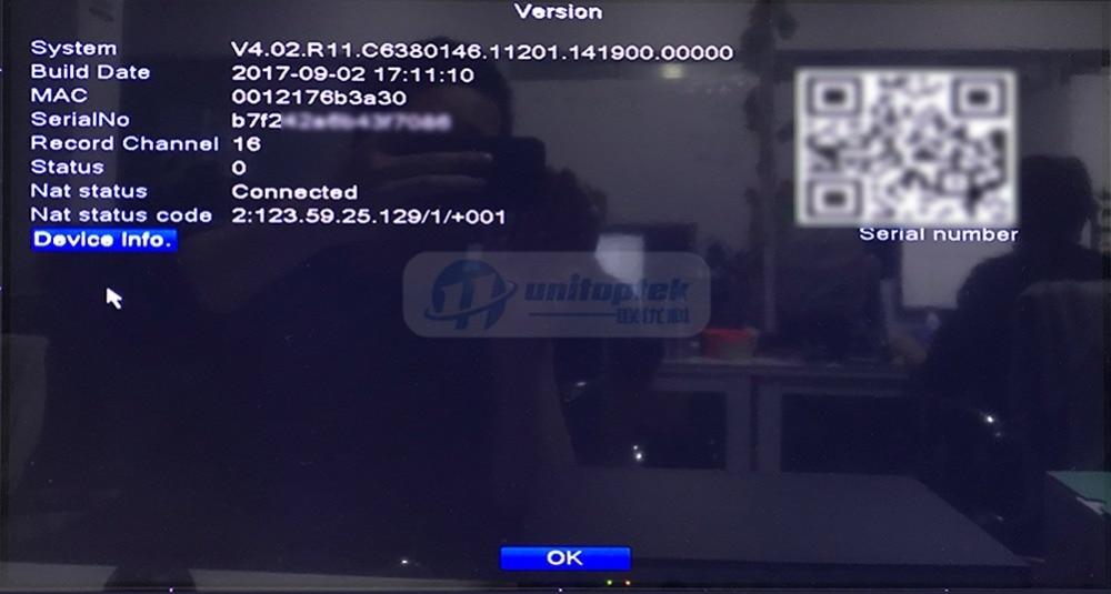 10 CCTV AHD DVR