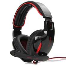 Sades SA-902 Gaming Headsets with Microphone LED Light 7.1 Surround Sound Channel USB Headphone Noise Cancelling Earphone for PC
