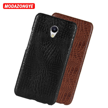 Meizu M5 Note Case Cover 5.5 inch Luxury Hard PU Leather Phone Back Bag - Shop1152195 Store store