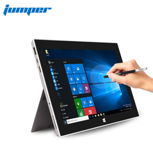 10.6'' handwriting 2 in 1 Tablets Windows 10 Jumper EZpad 6 M4 IPS 1080P Intel Cherry Trail Z8350 4GB 64GB HDMI BT tablet pc(China)
