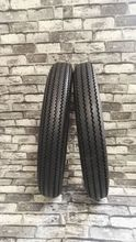 1pcs Motorcycle tires 400-17 for Vintage motorcycle tire CG SR(China)