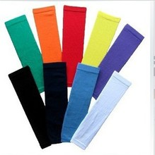 Party Supplies 150 pairs=300pcs Arm Sleeves For Basketball Golf Sport Stretch Shooting (red,blue,yellow,black,white)(China)