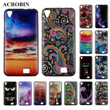 New Painted Pattern Style Cool Gel Soft TPU Silicone Phone Case Cover Celular For Doogee Homtom HT16 Homtom 16 HT 16