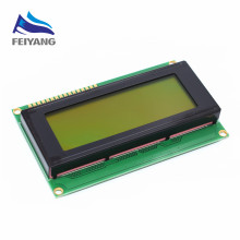 1PCS SAMIORE ROBOT LCD Board 2004 20*4 LCD 20X4 5V yellow-green screen LCD2004 display LCD module LCD 2004(China)