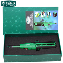 LAOA High Quality  Multifunction Wire Stripping Pliers and screwdriver Brand test pencil Electrical professional tools