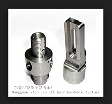 Direct factory processing machinery precision aluminum CNC milling parts, Can small orders, Providing samples