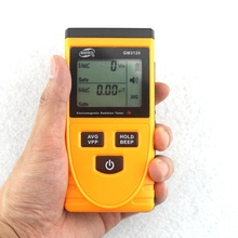 GM3120 LCD Electromagnetic Radiation Detector Tester Radiation Dosimeter Measurement for Computer Mobile Phone(China)